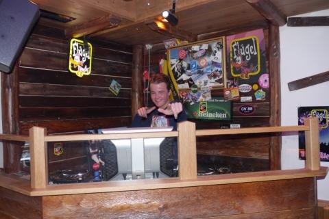 DJ Dirk @ Fabels Ellmau Tirol